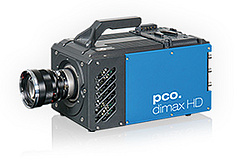 pco.dimax HD/HD+ highspeed camera preview image