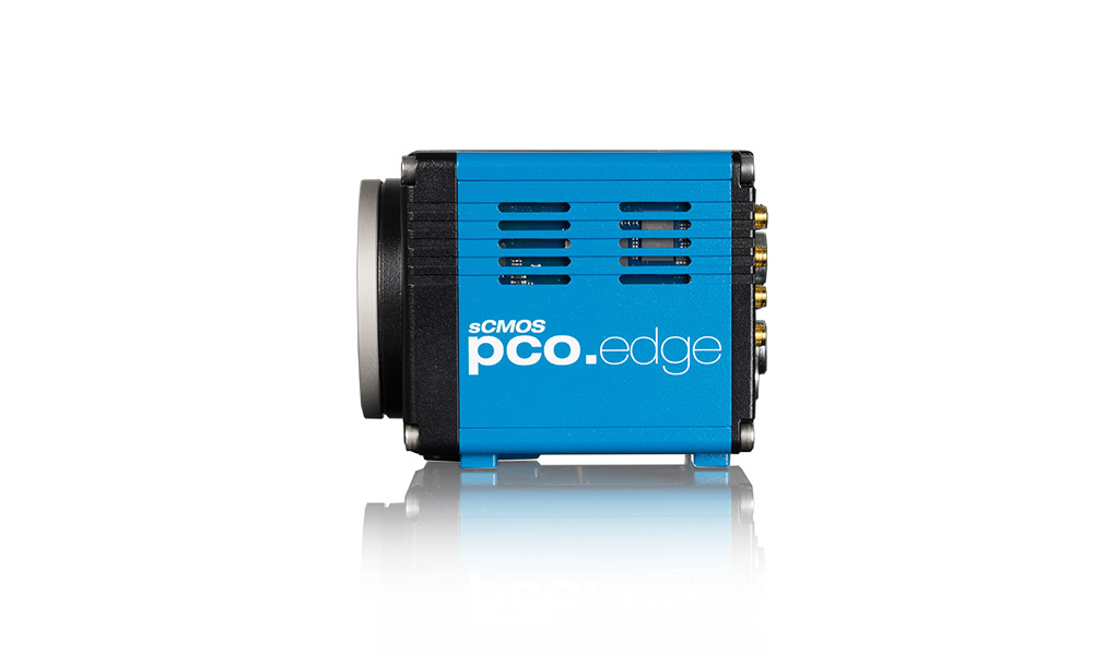 pco.edge side view